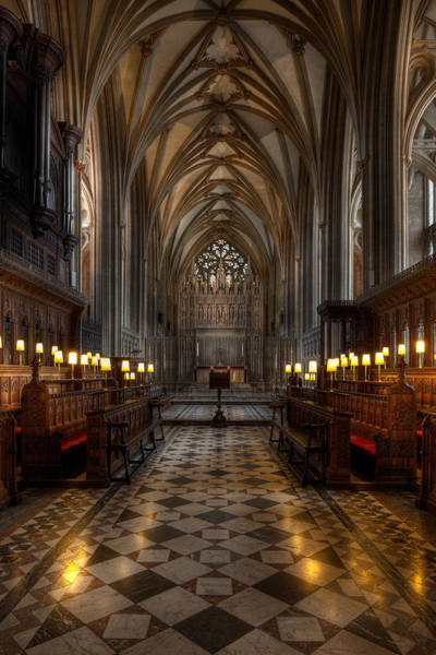 Bristol Wall Art - Photograph - The Altar by Adrian Evans