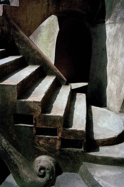 Photograph - The Ancient Stair by Shaun Higson