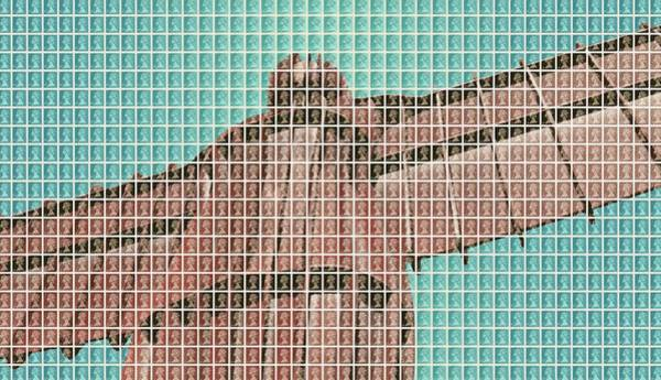 Newcastle Digital Art - The Angel Of The North  by Gary Hogben