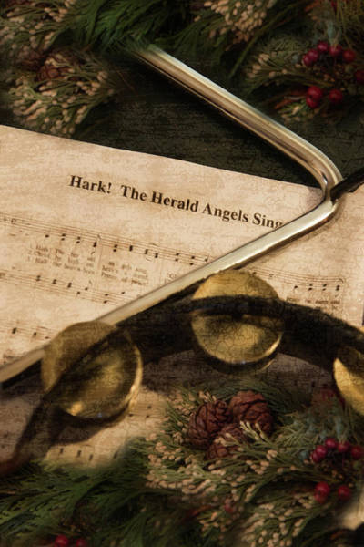 Photograph - The Angels Sing by Robin-Lee Vieira