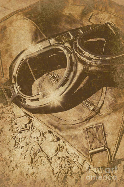 Photograph - The Antique Aviator by Jorgo Photography - Wall Art Gallery