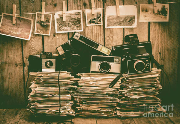 Shutter Photograph - The Art Of Film Photography by Jorgo Photography - Wall Art Gallery
