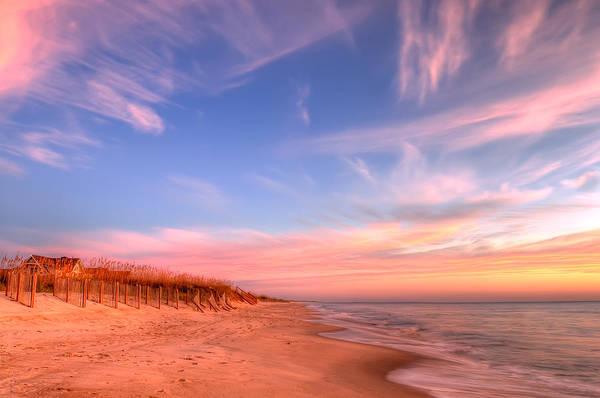 Wall Art - Photograph - The Atlantic Coast At Sunrise by Rich Leighton