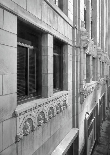 Photograph - The Baker Building From The Skyway by Jim Hughes