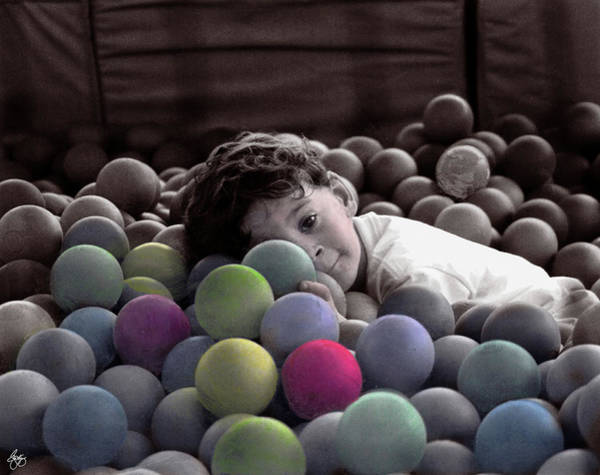 Photograph - The Ball Box by Wayne King