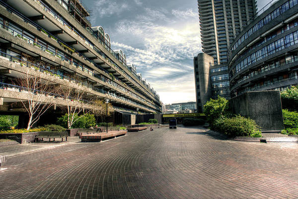 Photograph - The Barbican Centre In London by John Williams