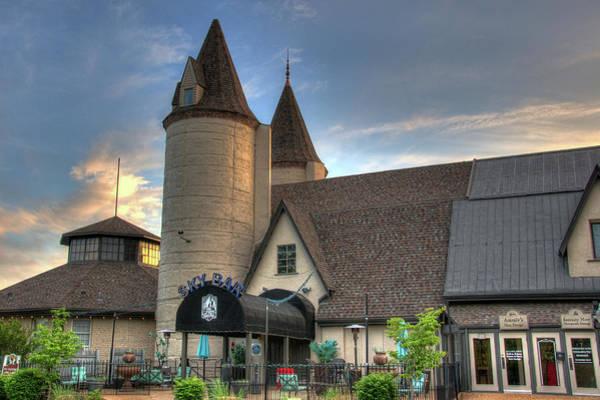 Photograph - The Barn At Lucerne by Steve Stuller