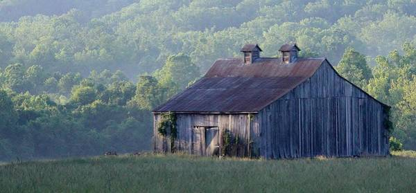 Photograph - The Barn by Buddy Scott