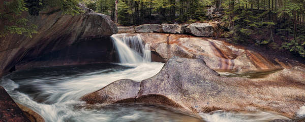 Photograph - The Basin Pano by Heather Applegate