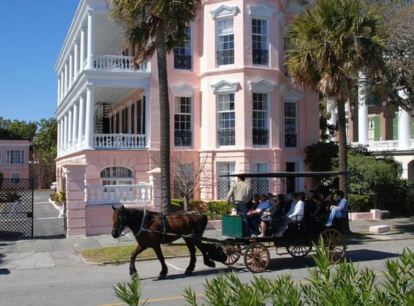Photograph - The Battery In Charleston by Susanne Van Hulst