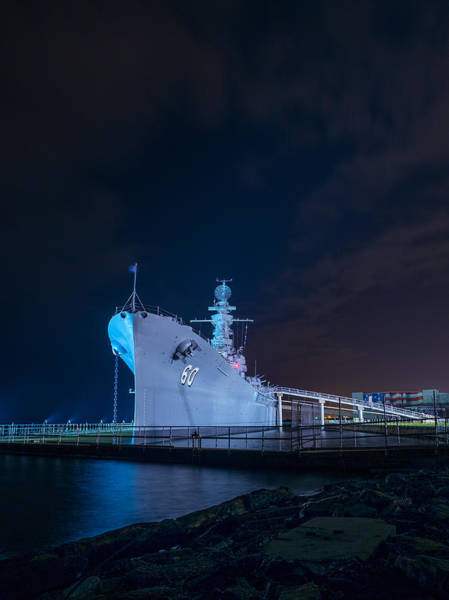 Photograph - The Battleship 2 by Brad Boland