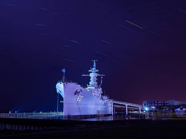 Photograph - The Battleship by Brad Boland