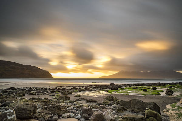 Photograph - The Bay Of Laig, Eigg by Neil Alexander