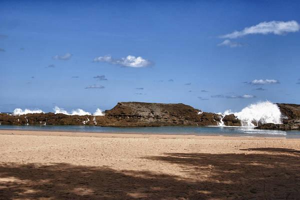 The Beach At Vega Baja Puerto Rico Art Print