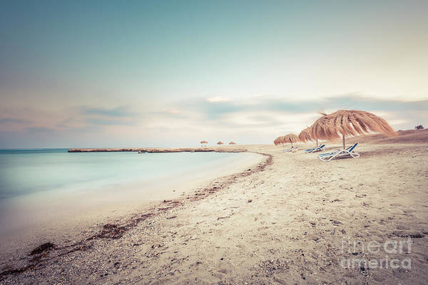 Photograph - The Beach - Marsa Alam  by Hannes Cmarits