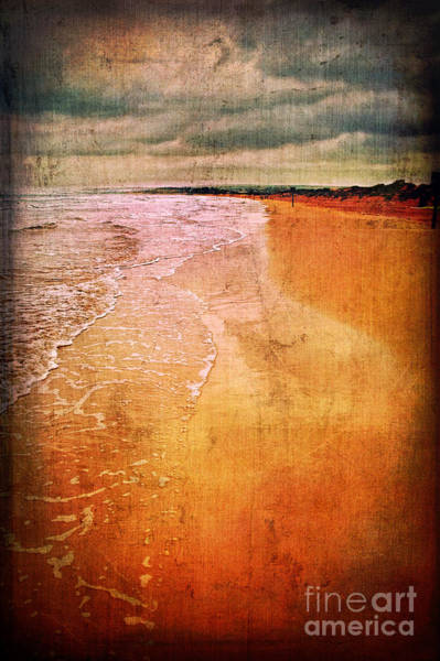 Photograph - The Beach by Silvia Ganora