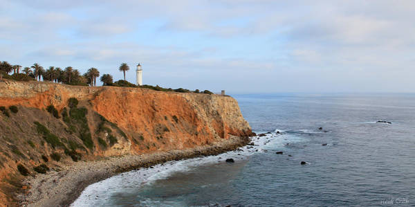Point Vicente Wall Art - Photograph - The Beacon by Heidi Smith