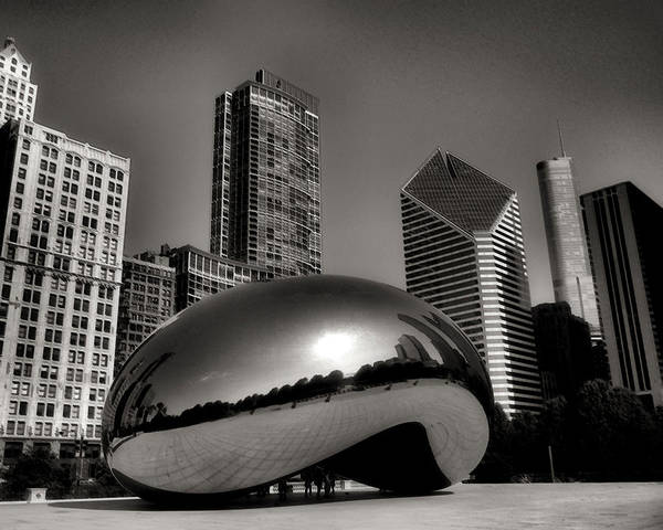 Millenium Photograph - The Bean - 4 by Ely Arsha