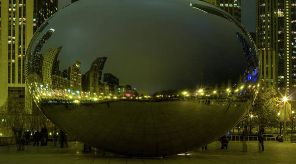 Photograph - The Bean by Stewart Helberg