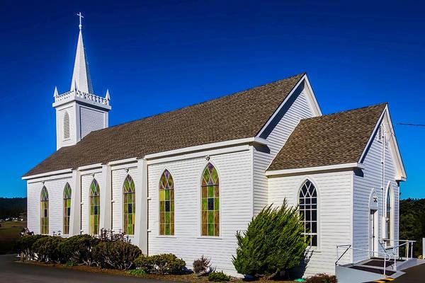 Wall Art - Photograph - The Beautiful Bodega Church St. Teresas Of Avila  by Garry Gay