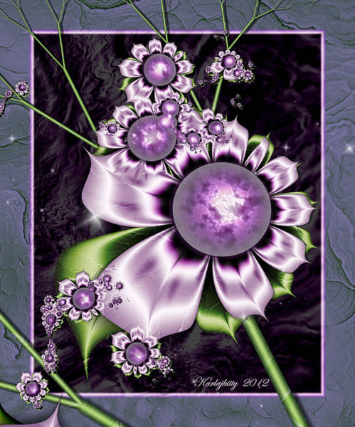 Digital Art - The Beauty Of Dreams by Karla White