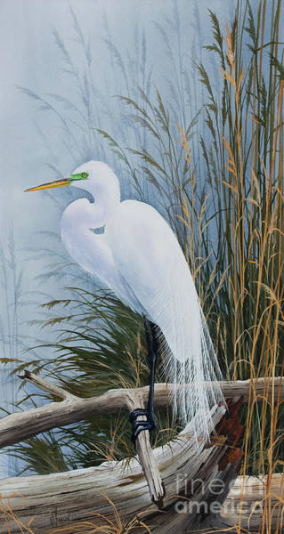Northwest Florida Painting - The Beauty Of Nature by James Williamson