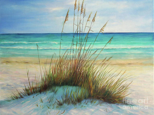 Wall Art - Painting - The Beauty Of Siesta Key  by Gabriela Valencia