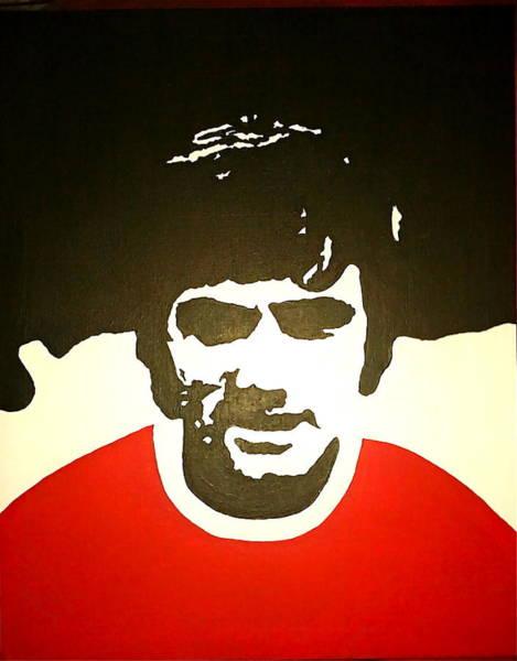 George Best Wall Art - Photograph - The Belfast Boy, George Best by Aunidan Christi