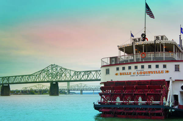 Wall Art - Photograph - The Belle Of Louisville by Art Spectrum
