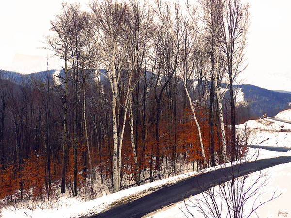 Photograph - The Berkshires by Jeff Breiman
