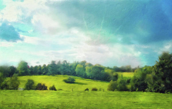 English Countryside Photograph - The Best Day by Connie Handscomb