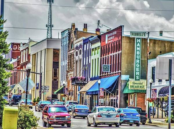 Kentucky Wall Art - Photograph - The Best Town On Earth by Chad Fuller