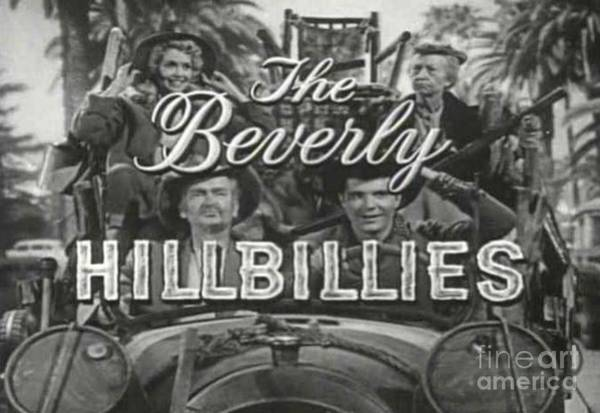 Wall Art - Photograph - The Beverly Hillbillies Show by Pd