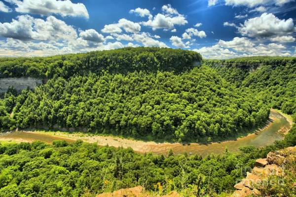 Upstate New York Photograph - The Big Bend by Adam Jewell