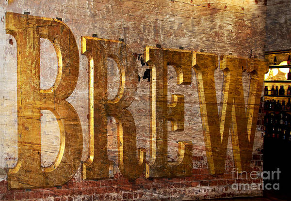 Photograph - The Big Brew by Brenda Kean