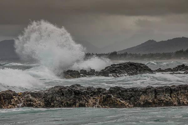 Photograph - The Big Splash by Teresa Wilson
