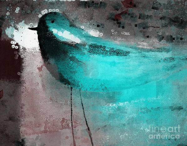 The Bird - J052143191gr Art Print