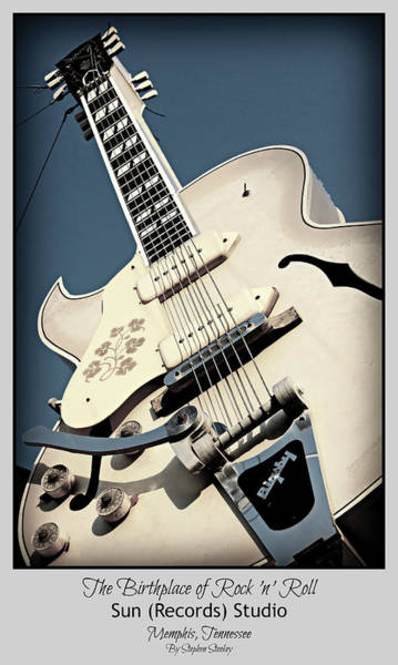 Wall Art - Photograph - The Birthplace Of Rock N Roll by Stephen Stookey