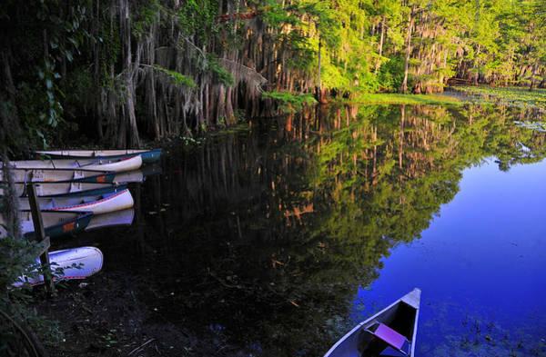 Photograph - The Black Lagoon by Skip Hunt