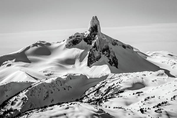 Photograph - The Black Tusk  by Pierre Leclerc Photography