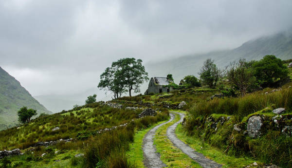 Gleeson Photograph - The Black Valley by Fergal Gleeson