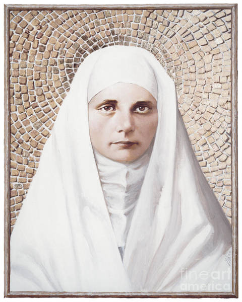 The Blessed Virgin Mary - Lgbvm Art Print