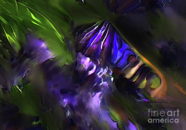 Digital Art - The Blooming by Lisa Redfern