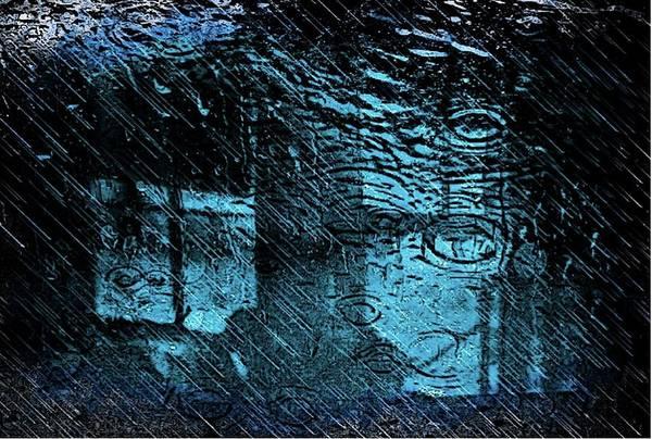 Digital Art - The Blues by Robert Grubbs