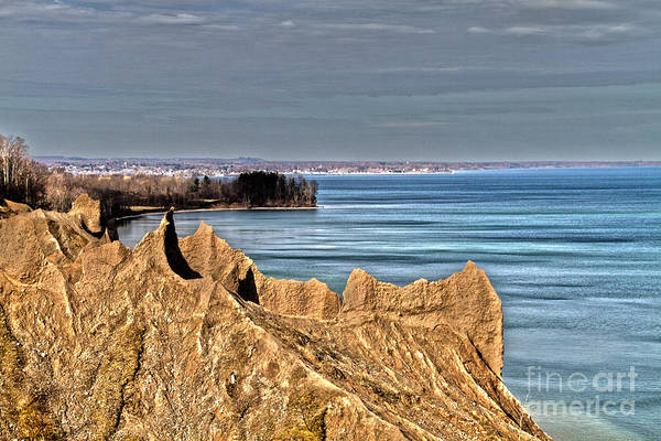 Photograph - The Bluff by William Norton