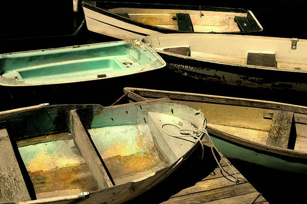Wall Art - Photograph - The Boat Slip by Diana Angstadt
