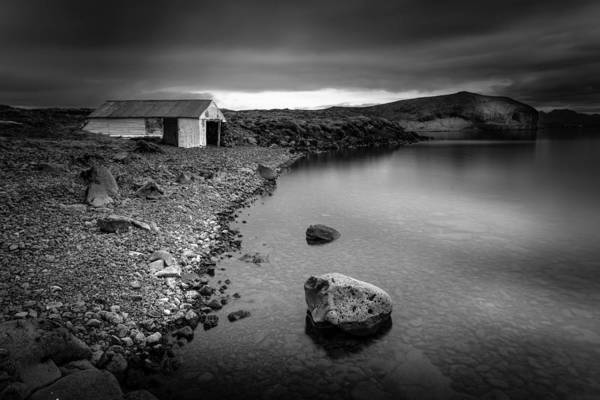Photograph - The Boathouse by Peter OReilly