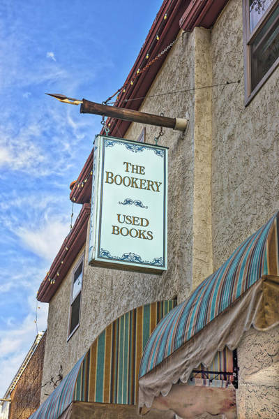 Photograph - The Bookery by Jim Thompson