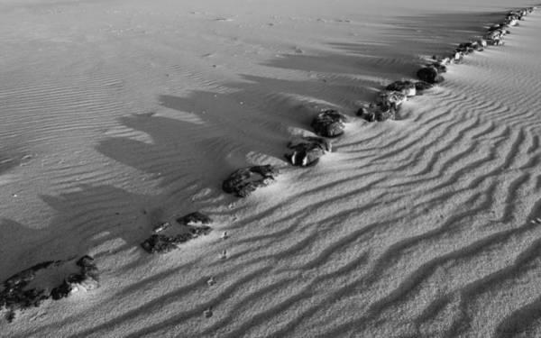Photograph - The Borderline by Julis Simo