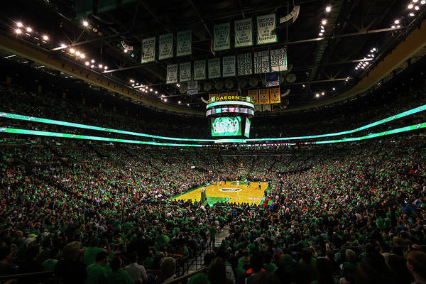 Photograph - The Boston Celtics by Juergen Roth